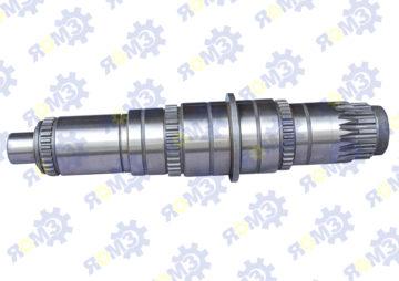 Вал вторичный Т 239-1701105-10