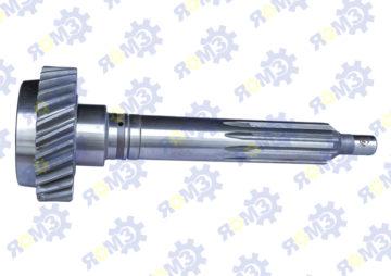 Вал первичный (д. 50,7) Т 2381-1701027